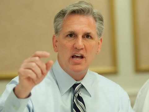 Budget Fight Will Determine Direction of Country, Says House GOP Whip McCarthy