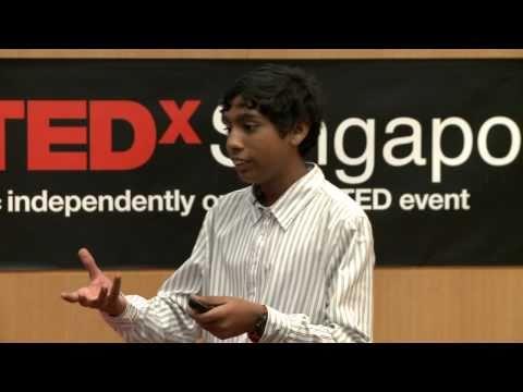 TEDxSingapore - Muhammad Ahshik Abuayubul Ansari -  My entrepreneruship lessons at 9 years old
