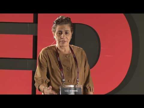 TEDxSudeste - Teresa Costa D'Amaral - A violência do favor