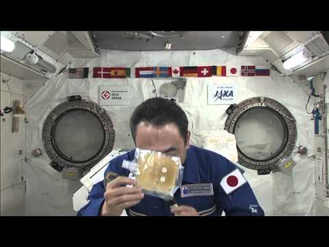"ISS's Furukawa Speaks with Japan's ""Young Astronauts"""