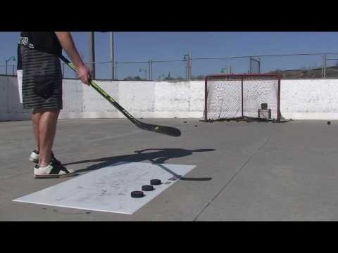 Testing Our Speed - Slapshot Challenge