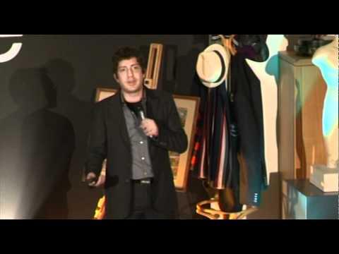 TEDxOxbridge - Thor Muller & Lane Becker - Planned Serendipity