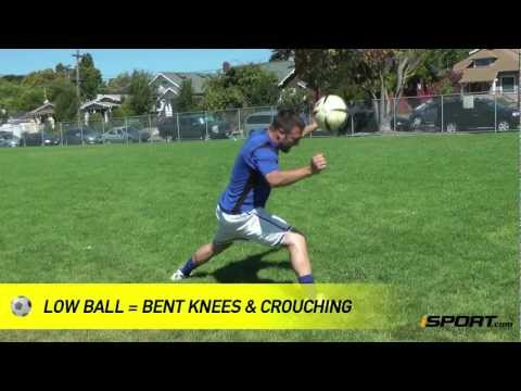 How to Head the Ball in Soccer