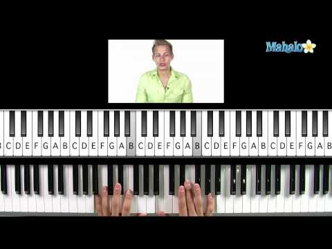 "How to Play ""Believe"" from ""The Polar Express"" on Piano"