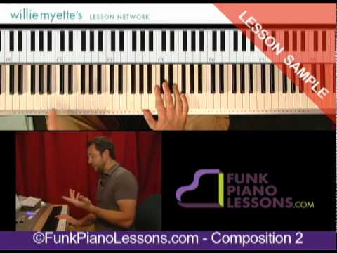 "Funk Piano Composition - ""Stable Funk"""