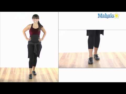 How to Do Flap Heel Turns in Tap Dance