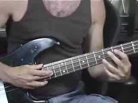Learn Guitar BASS  Lesson Inspired By Victor Wooten Part 2