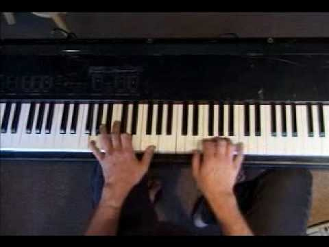 Piano Lesson - Harmony 10th in Left Hand Bassline