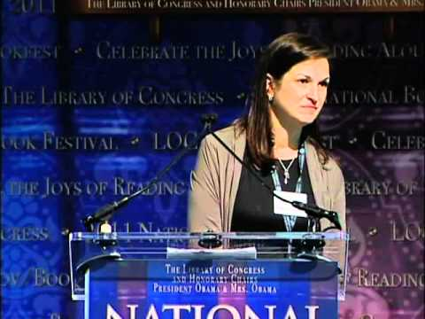 Sarah Dessen: 2011 National Book Festival