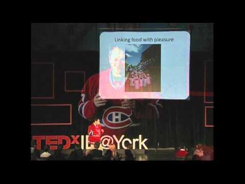 TEDxIB @ York  - Jean Francois Archambault - Feeding those in need