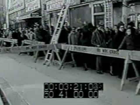 The Funeral of Malcolm X