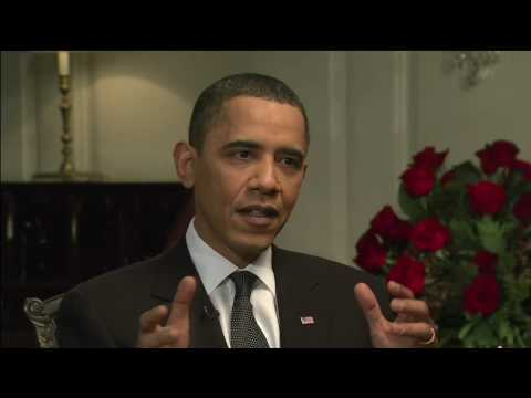 President Obama's Exclusive Interview with Jim Lehrer | Part 2