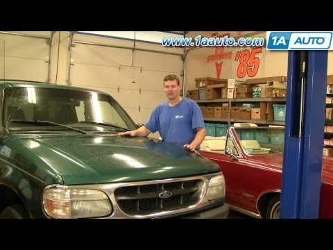 Auto Repair: Fix Repair Ford Explorer 1995-01 - 1AAuto.com