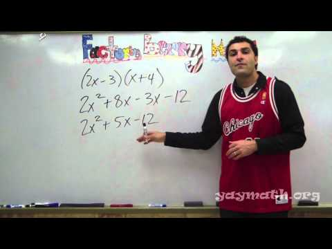 Factoring with the Berry Method, in Chicago (HD)