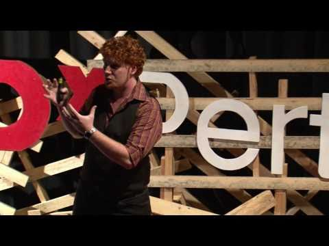 TEDxPerth - Jason Fox  - Goal setting is broken