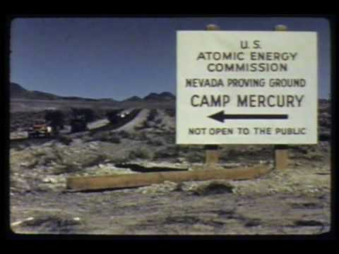 Operation Tumbler-Snapper - Nuclear Test Film (1952)