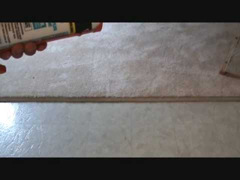"a caulking tip for your ""ceilings"""