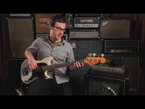Bass Guitar Lesson: How to Play Note E