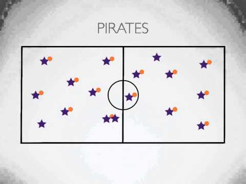 P.E. Games - Pirates