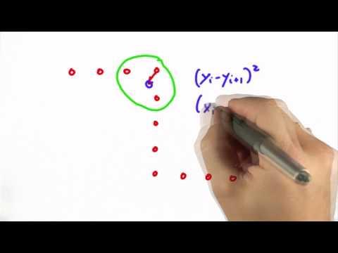 Smoothing Algorithm 3 Solution - CS373 Unit 5 - Udacity