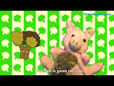 Healthy Kids Song: Fruits and Vegetables