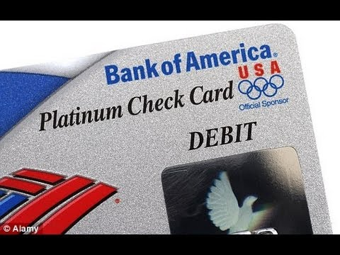 Bank of America Adds $5 Debit Fee