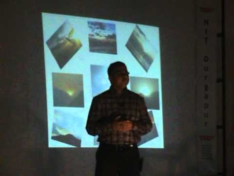 Fear is a Story: Kaushik Chakraborty at TEDxNITDurgapur