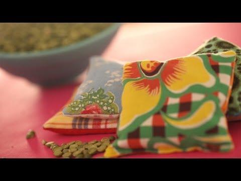 Bean Bags: How to Make || KIN DIY