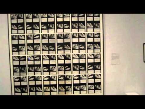 John Baldessari  Pure Beauty at the METROPOLITAN  MUSEUM Part I