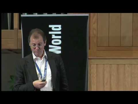 TEDxUKZN - Dr. Francesco Petruccione - Durban: A City Goes Quantum