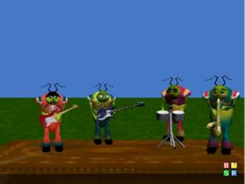 Beetle Band by Asa V