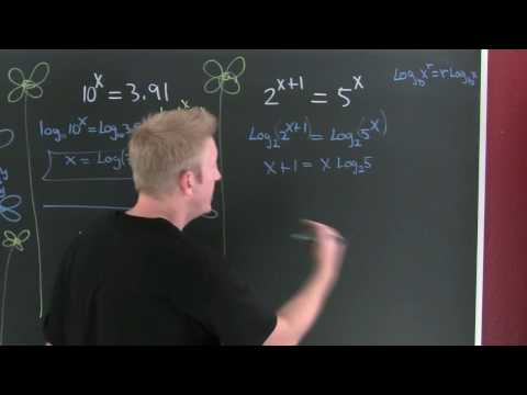 Solving Exponent Equations.mov