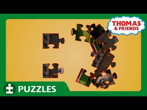 Thomas & Friends: Engine Puzzle #4