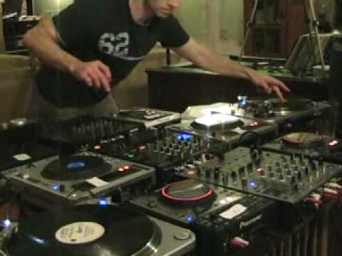 9 turntable mix( just about) LOL, look in the description!!