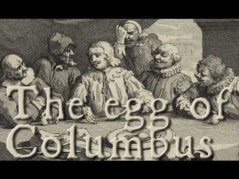 Columbus' Egg | Learn English | Interesting!