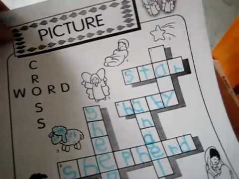 Christmas-Crossword puzzles