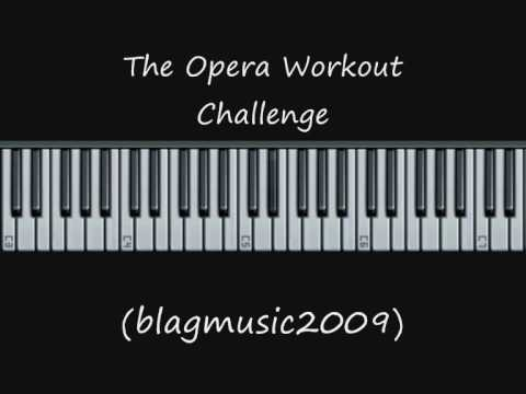 The Opera Singing Workout Challenge - Vocal Exercise