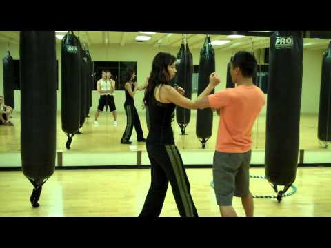 Wing Chun - Hula Hoop Concept