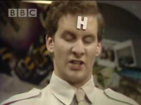 Rimmer's diary - Red Dwarf - BBC comedy