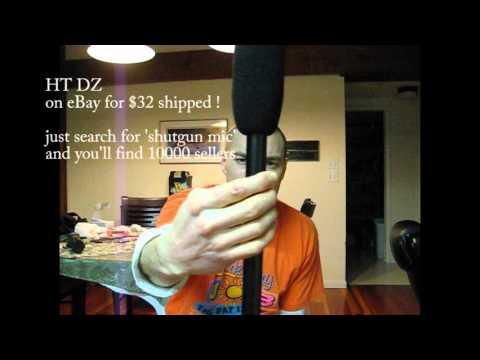 How to install external mic jack on camera that has no mic input Canon, Fuji, Kodak, Sony etc