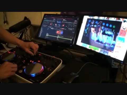 Virtual DJ Video. Pioneer Ergo