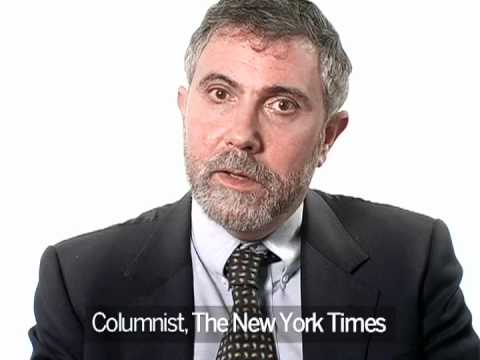 Paul Krugman's Big Question