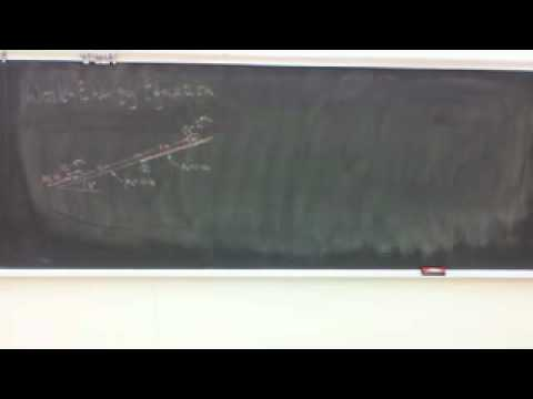 Saylor ME202: Engineering Physics Conservation of Energy 1