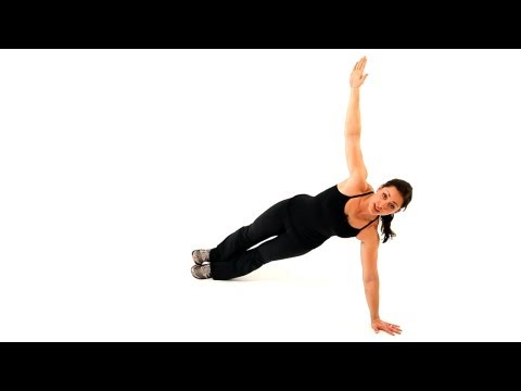 How to Do a Push Up Side Plank   Boot Camp Workout for Women