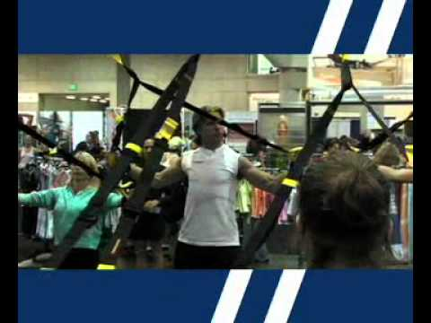 Top Fitness Trainers Show Us Their Best TRX® Moves