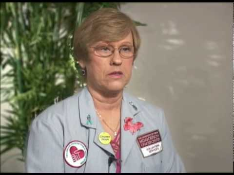 Patient / Volunteer Betty Gail White - Making Cancer History