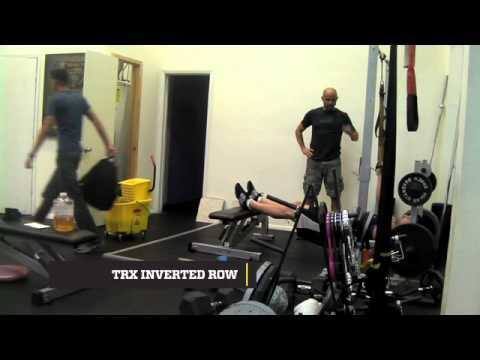 Chris Frankel & Brian Stann TRX® Training - Round 2