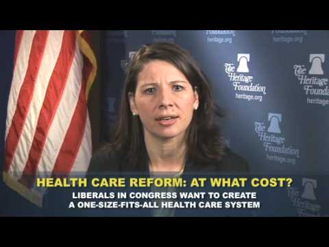 Heritage In Focus: Health Care Reform: At What Cost?