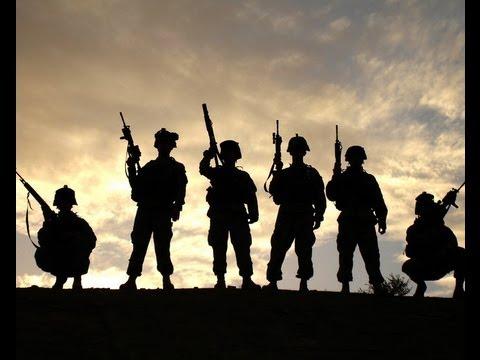 "Many U.S. Troops Say Wars ""Not Worth It"""