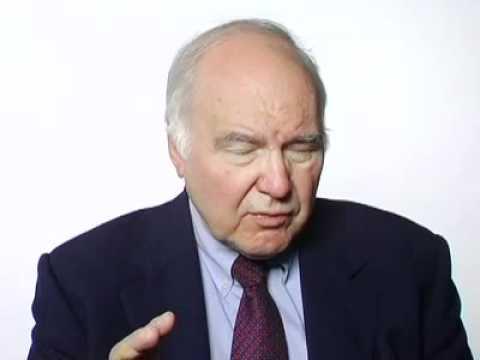 "Michael Novak on ""The Spirit of Democratic Capitalism"""